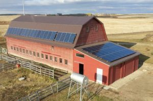 Grid-tied Solar power system Saskatchewan