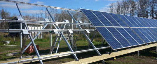 Solar Power Mounting Options