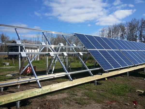 Solar Power Mounting Options Suncatcher Solar Suncatcher