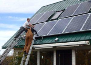 Solar Saskatchewan My Home goes grid-tied