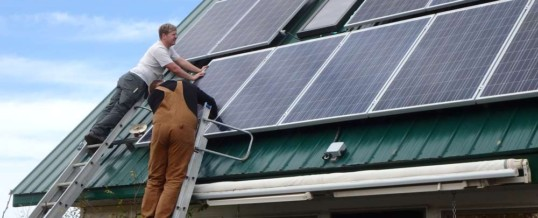 Plugging it in:  From Off-Grid to Grid-tied