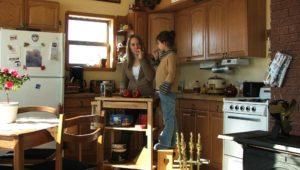 Solar Saskatchewan our kitchen